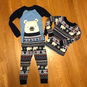 Other - 3-Piece Holiday Pajamas Set